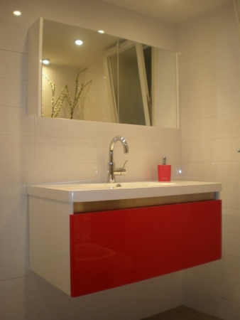 עיצוב של ארון אמבטיה | עיצוב פנים