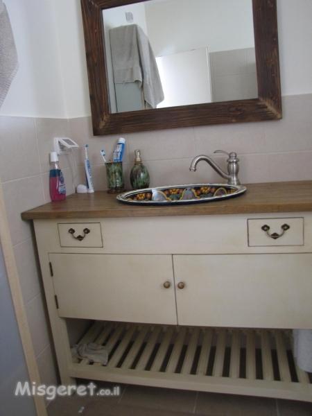שיפוץ חדר אמבטיה קטן