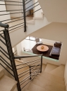 עיצוב של גרם מדרגות כאלמנט מקשר | עיצוב פנים