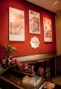 עיצוב של מסעדה קטנה בירושלים | עיצוב פנים