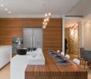 עיצוב של warm kitchen | עיצוב פנים