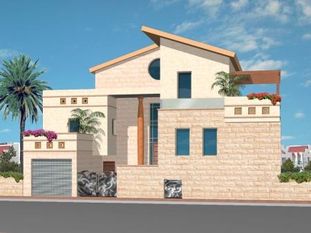 תכנון ועיצוב בית פרטי