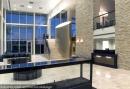 עיצוב של לובי מלון נופש, טקסס | עיצוב פנים