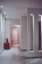 עיצוב של מסדרון כניסה לחדרים | עיצוב פנים