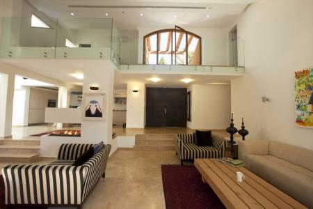 עיצוב של סלון בבית פרטי בדניה | עיצוב פנים