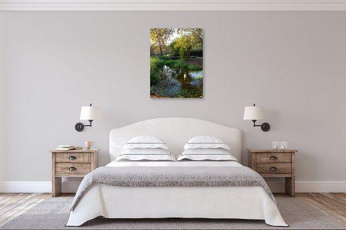 תמונה לחדר שינה - ארי בלטינשטר - מעיין - מק''ט: 101529