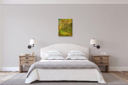 תמונה לחדר שינה - וינסנט ואן גוך - The Garden of Saint-Paul  - מק''ט: 115564