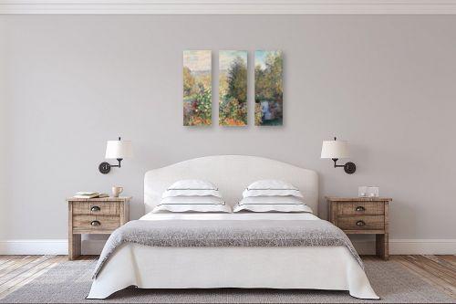 תמונה לחדר שינה - קלוד מונה - Claude Monet 102 - מק''ט: 115863