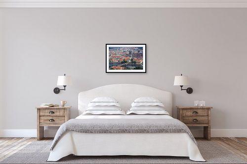 תמונה לחדר שינה - ניקולאי טטרצ'וק - פראג - מק''ט: 119762