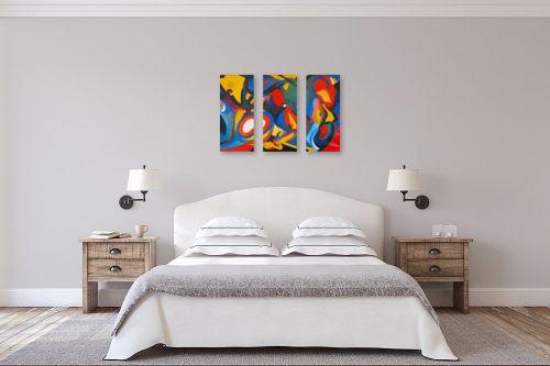 תמונה לחדר שינה - נטליה ברברניק - קיץ - מק''ט: 122175
