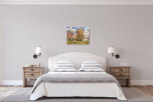 תמונה לחדר שינה - אלפרד סיסלי - Alfred Sisley 014 - מק''ט: 124879