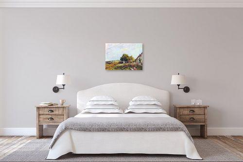 תמונה לחדר שינה - אלפרד סיסלי - Alfred Sisley 023 - מק''ט: 124890