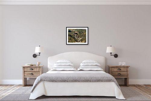 תמונה לחדר שינה - ארי בלטינשטר - מנזר השתקנים  151 - מק''ט: 129021