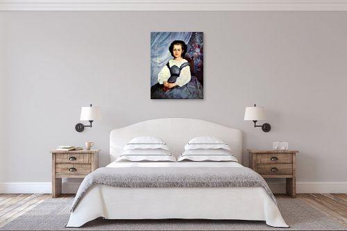 תמונה לחדר שינה - פייר רנואר - Renoir Pierre 076 - מק''ט: 130655