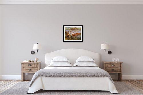 תמונה לחדר שינה - אדואר מנה - Édouard Manet 043 - מק''ט: 131689