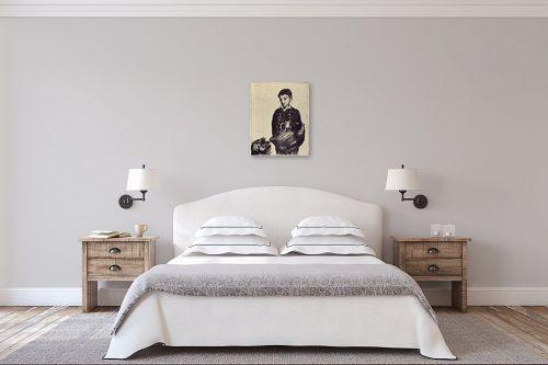 תמונה לחדר שינה - אדואר מנה - Édouard Manet 060 - מק''ט: 131707