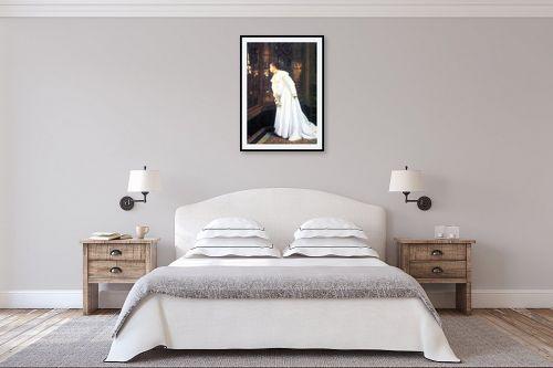 תמונה לחדר שינה - ג'יימס טיסו - James Tissot 056 - מק''ט: 131984