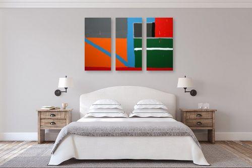 תמונה לחדר שינה - ניר אלון - כמו ציור IV - מק''ט: 136659