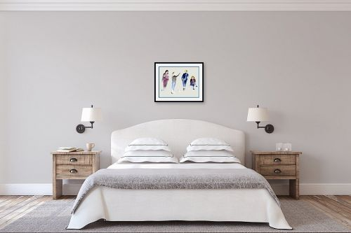 תמונה לחדר שינה - דוד סלע - אופנה - מק''ט: 140731