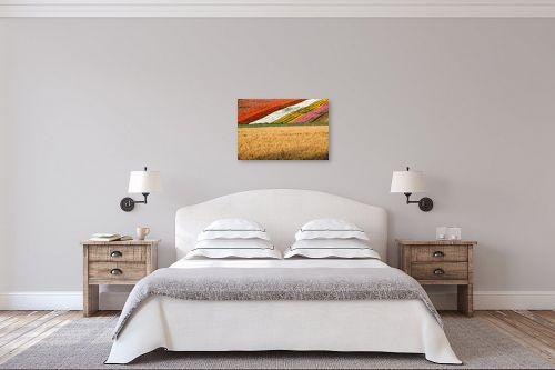 תמונה לחדר שינה - אייל הצפון - שטיח פריחות - מק''ט: 141989