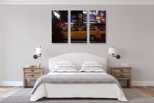 תמונה לחדר שינה - אסי סיני - The big M - מק''ט: 145205