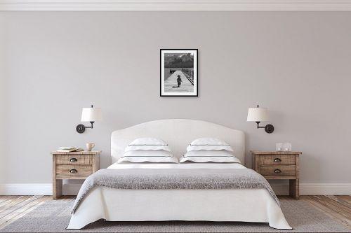 תמונה לחדר שינה - אסי סיני - תמימות - מק''ט: 145287