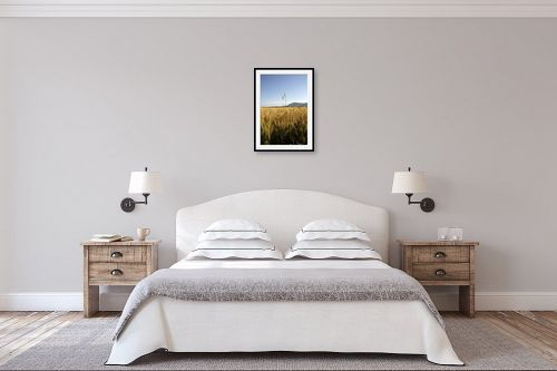 תמונה לחדר שינה - מיכל פרטיג - צמיחה בשנים - מק''ט: 146650