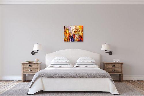 תמונה לחדר שינה - בן רוטמן - שוק הפישפשים - מק''ט: 155277