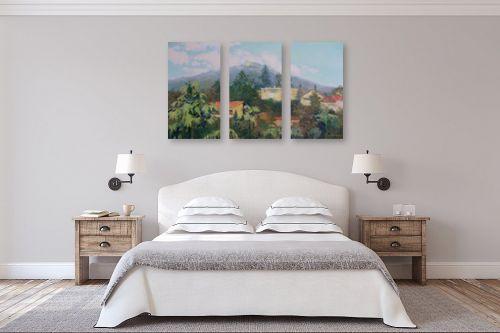 תמונה לחדר שינה - נטליה ברברניק - הר - מק''ט: 156113