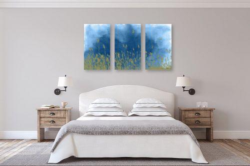 תמונה לחדר שינה - נעמי עיצובים - קני סוף ברוח - מק''ט: 157781