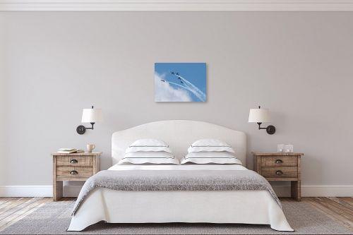 תמונה לחדר שינה - ארי בלטינשטר - מפגן אוירי 08 - מק''ט: 159556