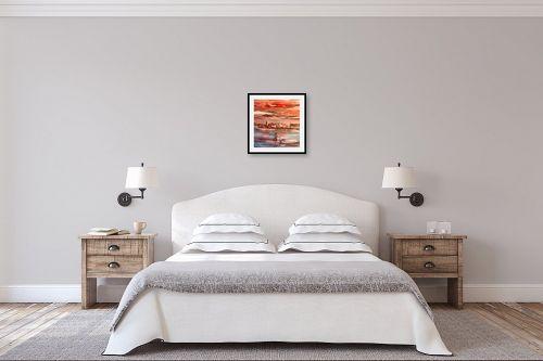 תמונה לחדר שינה - בן רוטמן - עיר במים - מק''ט: 159851