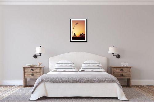 תמונה לחדר שינה - שרית סלימן - טיול משפחתי - מק''ט: 163614