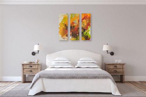 תמונה לחדר שינה - חגי עמנואל - העיר באדום - מק''ט: 163798