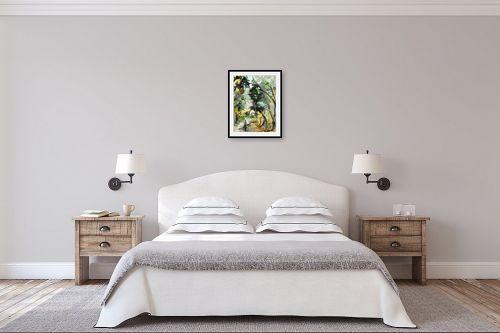 תמונה לחדר שינה - חגי עמנואל - בית לחם הגלילית - מק''ט: 164692