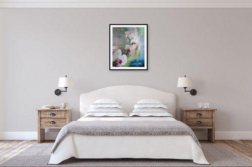 תמונה לחדר שינה - בתיה שגיא - התעוררות - מק''ט: 167131