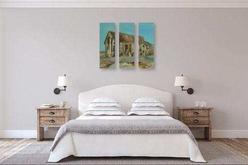 תמונה לחדר שינה - רינה יניב - השובך הישן  - מק''ט: 168967