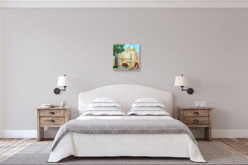 תמונה לחדר שינה - רינה יניב - עין כרם 2 - מק''ט: 169570