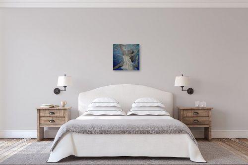 תמונה לחדר שינה - אילה ארויו - מתחת למים - מק''ט: 170781