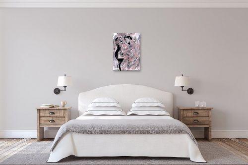 תמונה לחדר שינה - בן רוטמן - תשוקה  אירוטית - מק''ט: 170947
