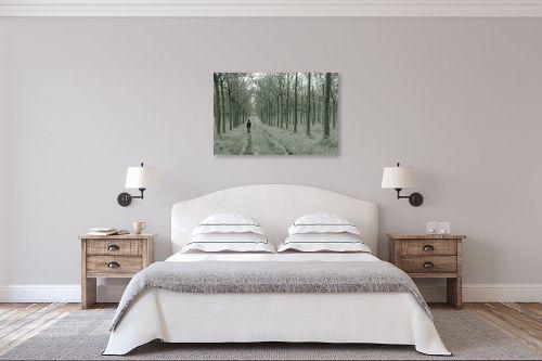 תמונה לחדר שינה - אלי נגר - הולך .......... - מק''ט: 171690
