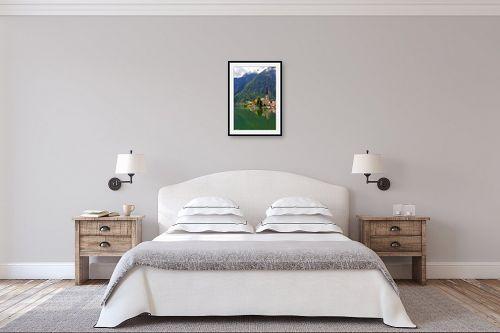 תמונה לחדר שינה - ניקולאי טטרצ'וק - Hallstatt - מק''ט: 181758