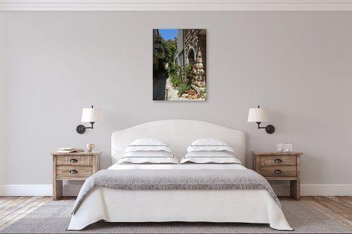 תמונה לחדר שינה - ארי בלטינשטר - בסמטאות ירושליים - מק''ט: 190467