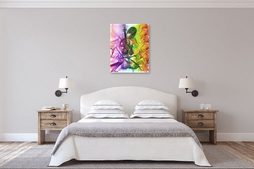 תמונה לחדר שינה - בן רוטמן - חיבוק אוהב - מק''ט: 193800