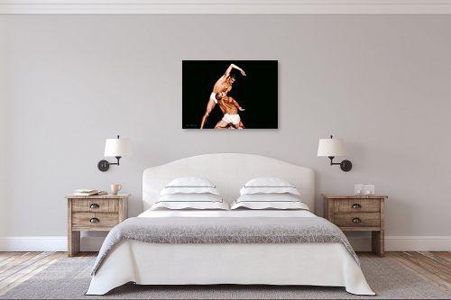 תמונה לחדר שינה - קובי פרידמן - ריקוד - מק''ט: 19860