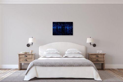 תמונה לחדר שינה - אילן עמיחי - אלפי כוכבים - מק''ט: 200584