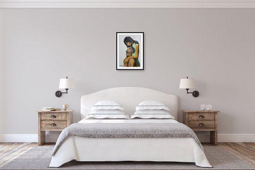 תמונה לחדר שינה - MMB Art Studio - Total  - מק''ט: 201949