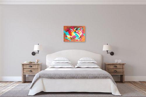 תמונה לחדר שינה - MMB Art Studio - אנושי - מק''ט: 201958