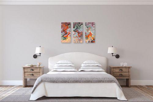 תמונה לחדר שינה - ויקטוריה רייגירה - משפחה - מק''ט: 210062