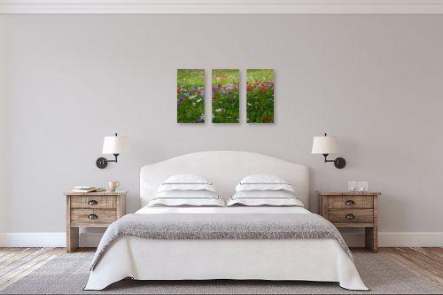 תמונה לחדר שינה - מיכל פרטיג - שלל צבעים - מק''ט: 211738